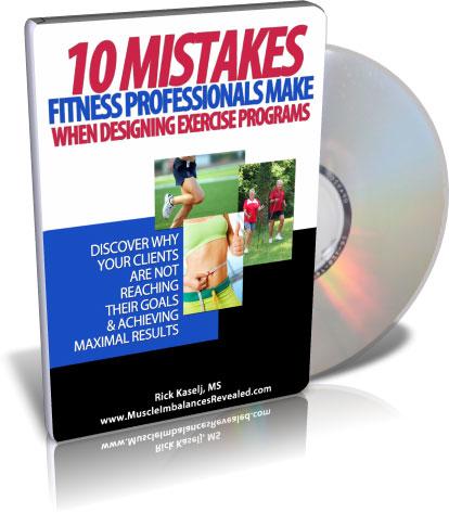 Fitness Mistake